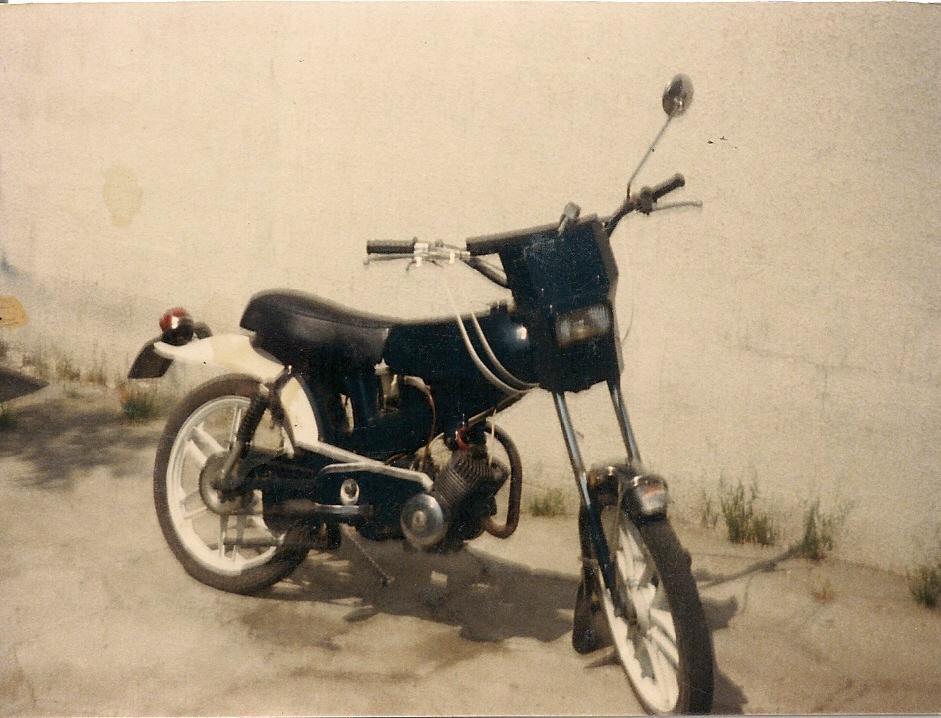 Motobécane 99Z et contre piston Numzor11