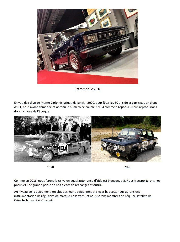 2020 XXIII° RMCH - Page 3 0710