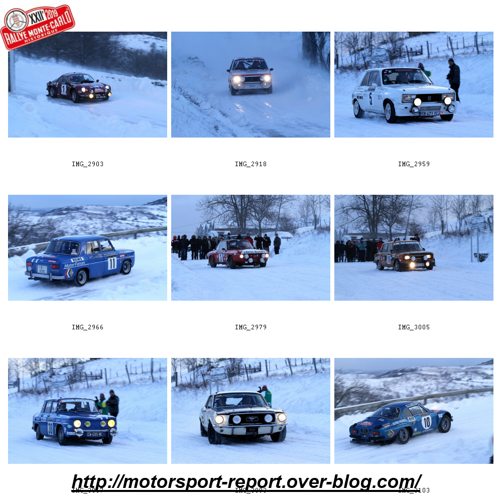 Rallye Monte-Carlo Historique 2019 - Page 8 3_110