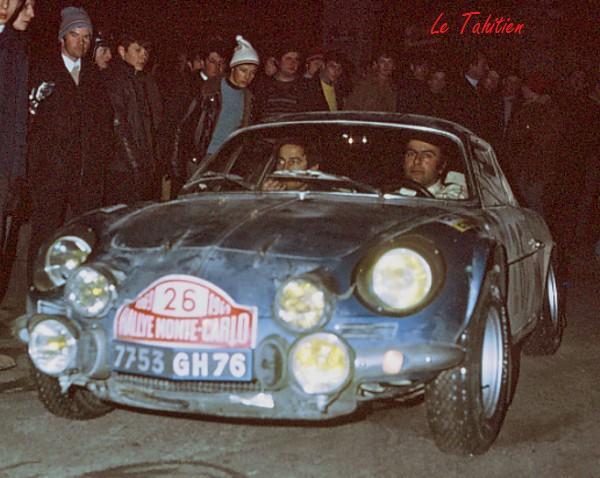 En attendant le Rallye Monte-Carlo Historique 2019 - Page 8 69_02610