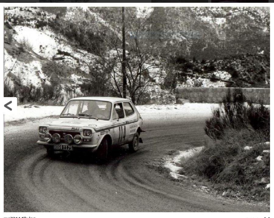 En attendant le Rallye Monte-Carlo Historique 2019 - Page 10 73_11010