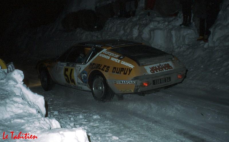 En attendant le Rallye Monte-Carlo Historique 2019 - Page 11 78_05410