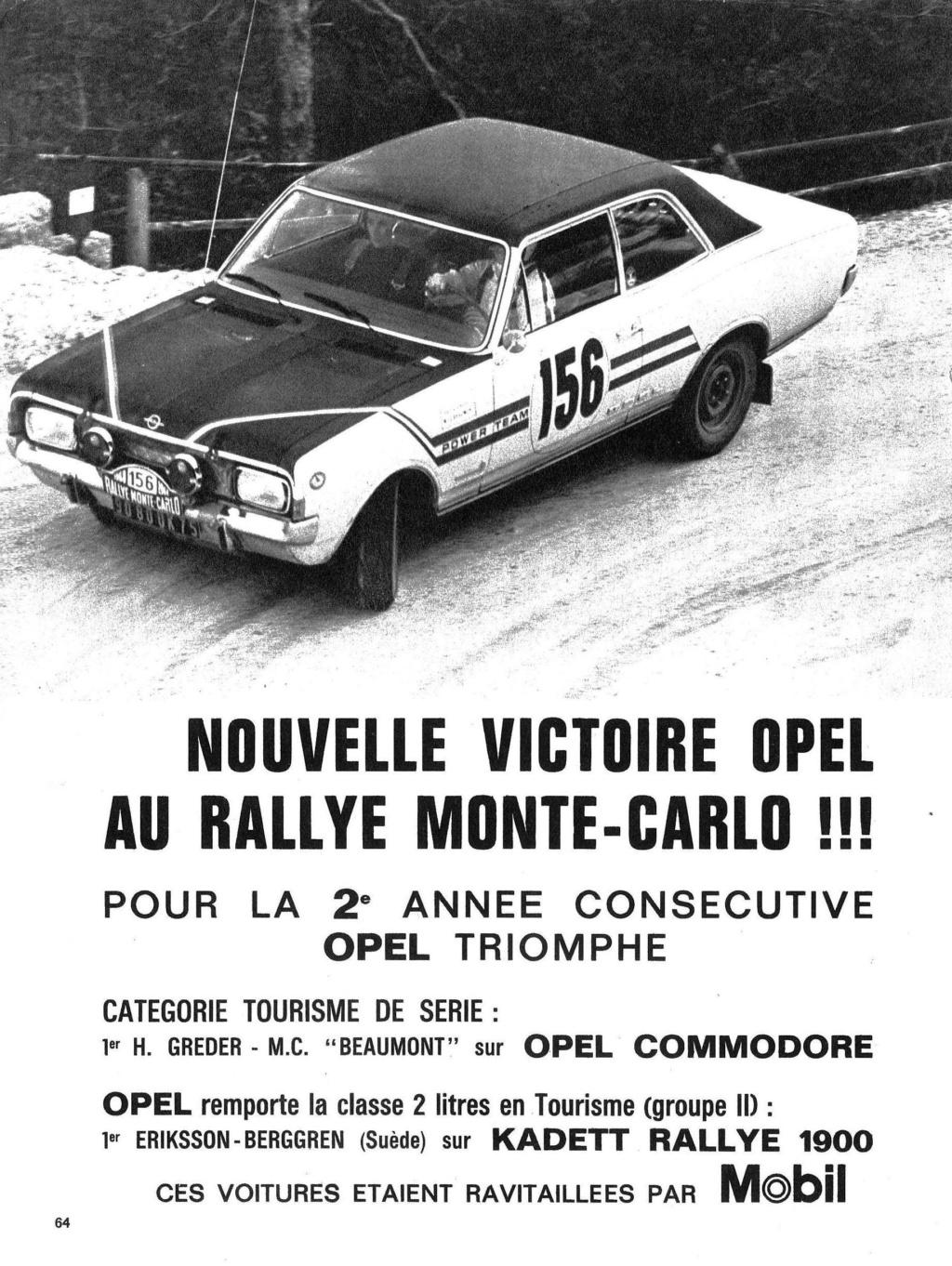 En attendant le Rallye Monte-Carlo Historique 2019 - Page 12 Post-910