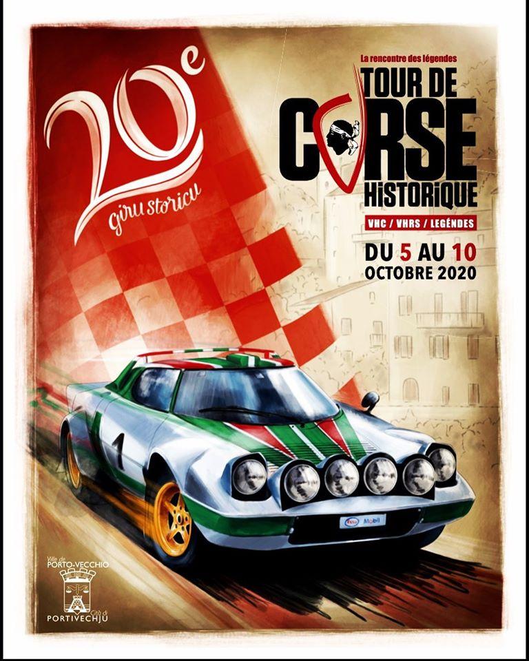 XX° Tour de Corse Historique Tour_d10