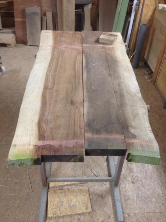 Plateau de table séquoia  4a7f4410
