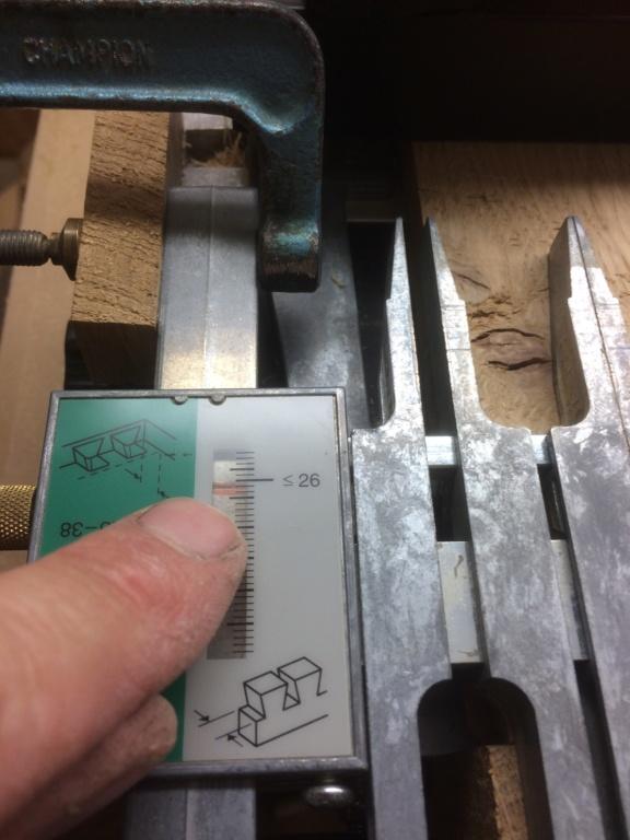 Réalisation tiroir queue d arondes  guide leigh  950c4d10