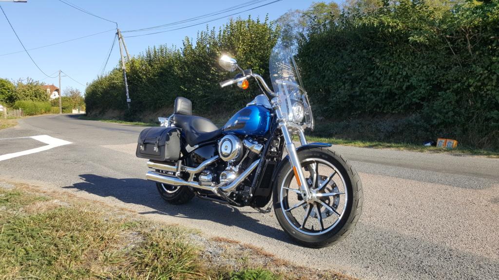 Softail Low Rider 2018 (VENDUE) 20181017