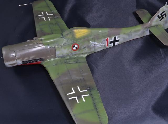 FW 190 D-9 Hasegawa 1/32 Dsc_0016