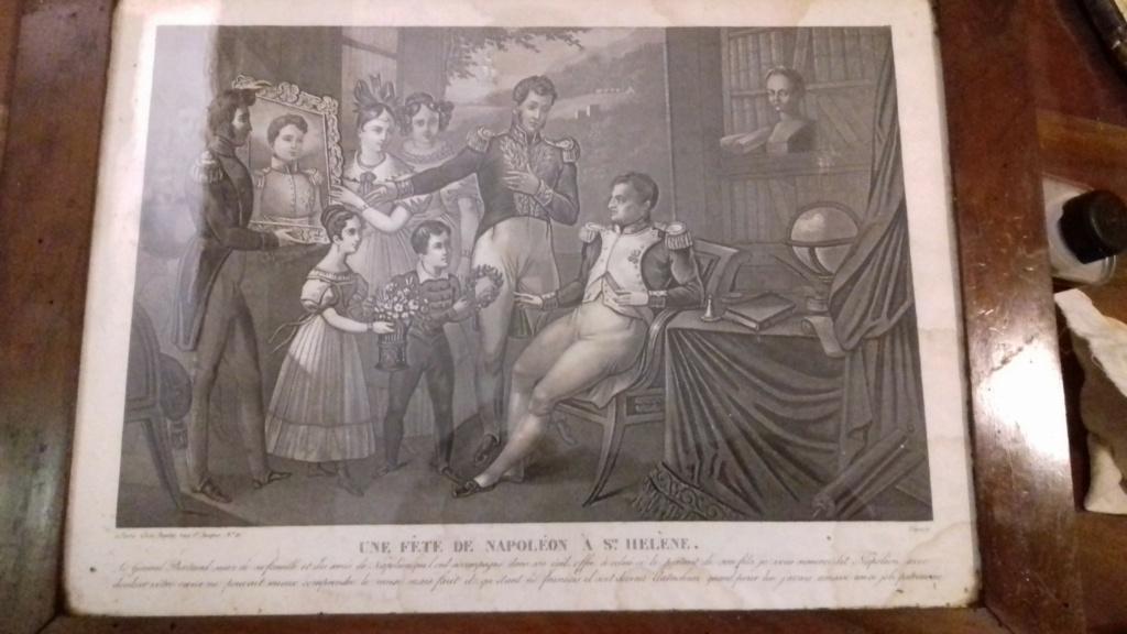 estimation lithographie Napoléon 1er 20201111