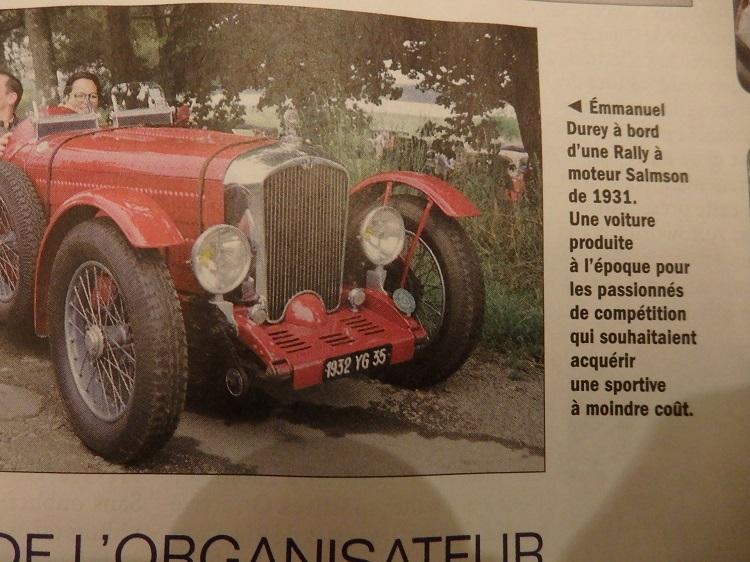 Journaux spécialisés automobile 910