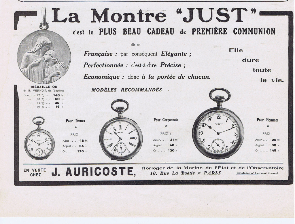 Identification montre LE PHARE Aurico10