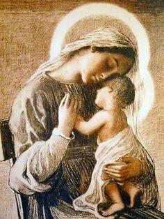 *** Suppliques à Marie et aux saints pour la France et pour le monde *** 143d2810