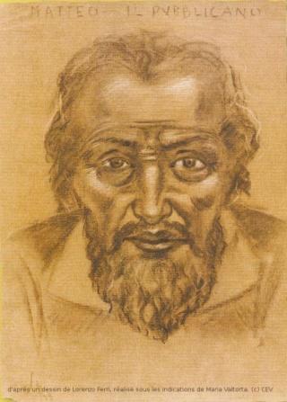 L'appel de Matthieu parmi les disciples 56ecd610