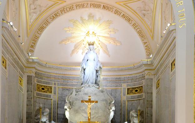 27 novembre : fête de la Médaille Miraculeuse 588d8f10