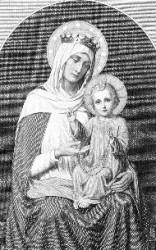 Prions avec le Saint père en ce mois d'octobre (+supplique à la Sainte Vierge et à Saint Michel) 932c9a10