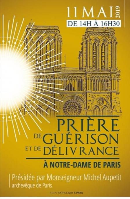 *** Grave incendie à Notre Dame de Paris *** 97581010