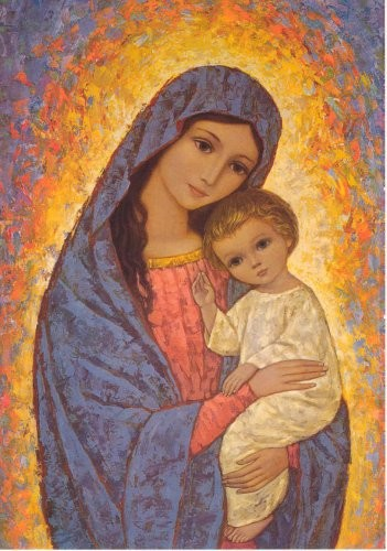 *** Suppliques à Marie et aux saints pour la France et pour le monde *** 9997fb10