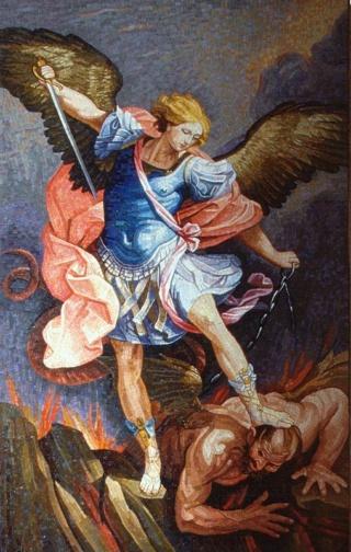Prions avec le Saint père en ce mois d'octobre (+supplique à la Sainte Vierge et à Saint Michel) Ada4f410