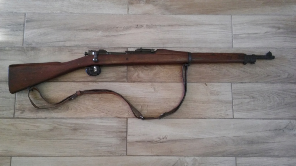 Springfield 1903 armée française 1942 20201011