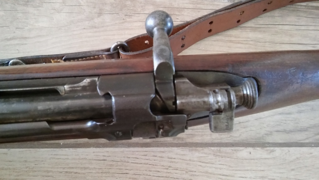 Springfield 1903 armée française 1942 20201016