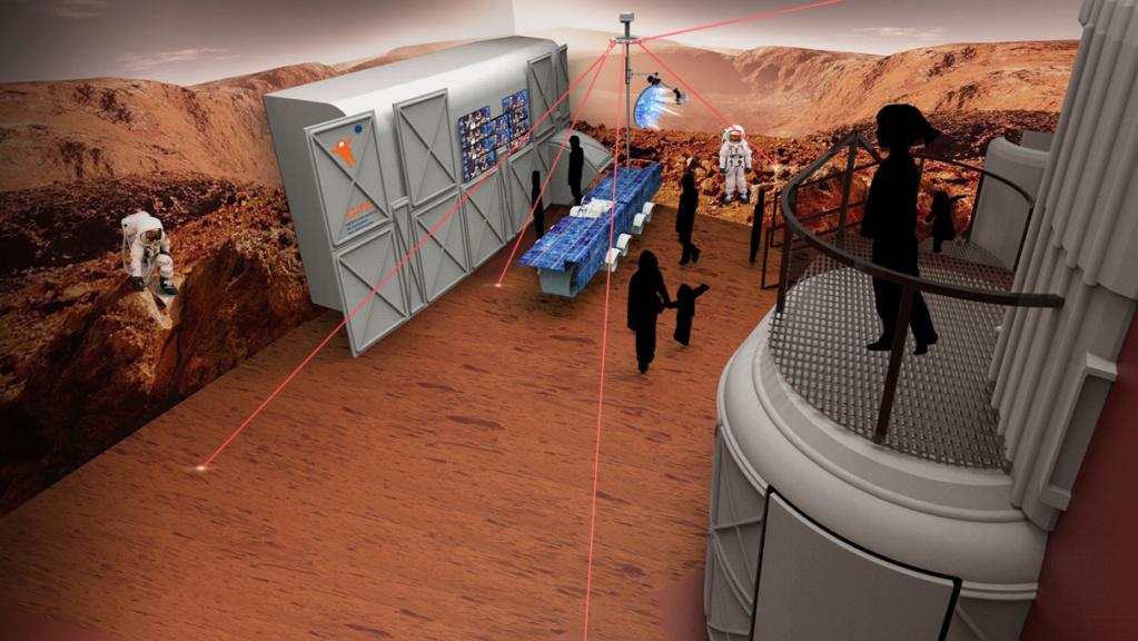 Objectif Mars (Projet Kepler : coaster au Futuroscope) · juin 2020 - Page 42 Maskar10