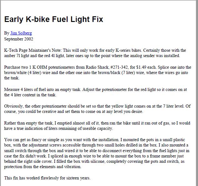 Low Fuel Light Fix Captur10