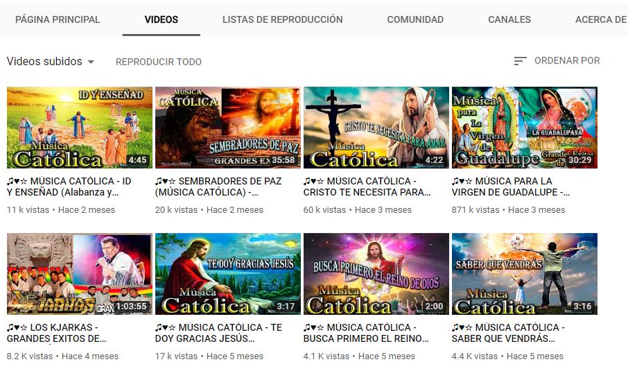 excelentes videos musicales Captu221