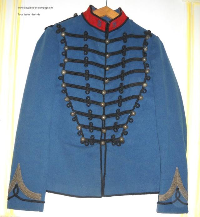 Le dolman dans l'armée française 1872-1914 418610