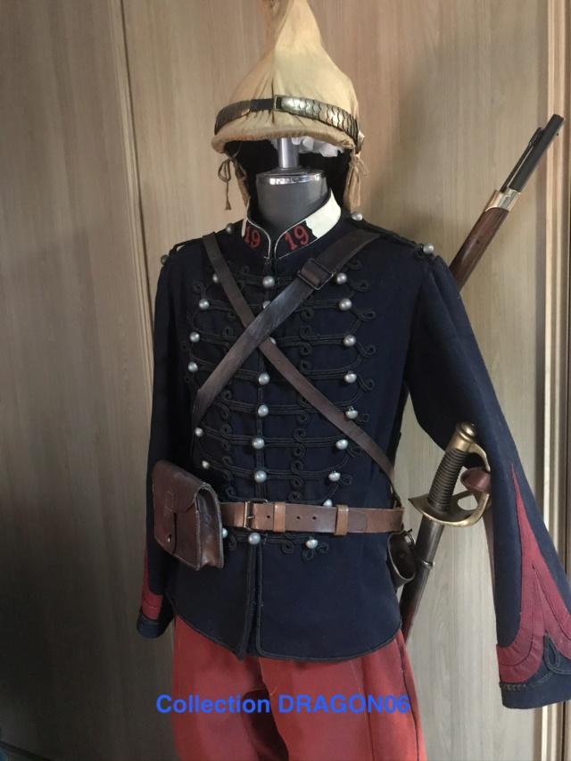 Le dolman dans l'armée française 1872-1914 461b7110