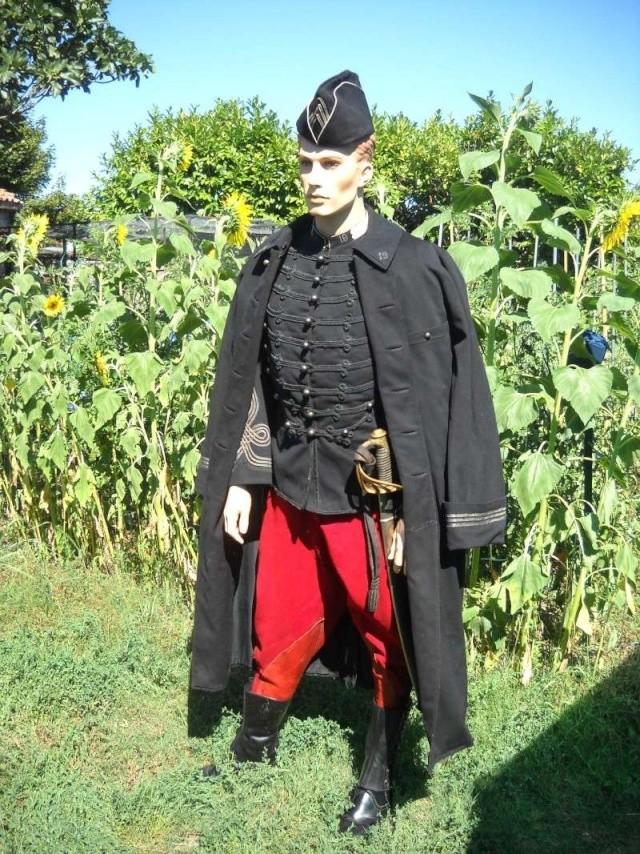 Le dolman dans l'armée française 1872-1914 88710