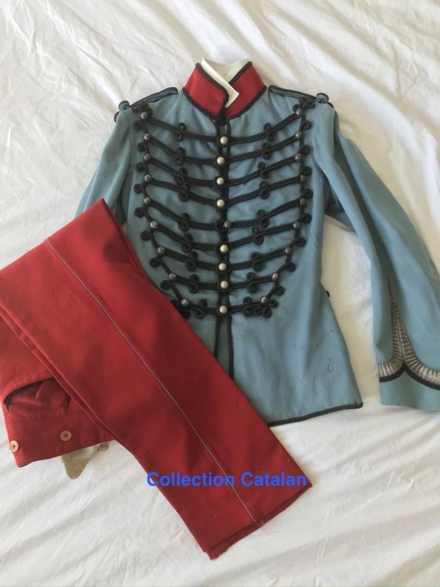 Le dolman dans l'armée française 1872-1914 97239a10