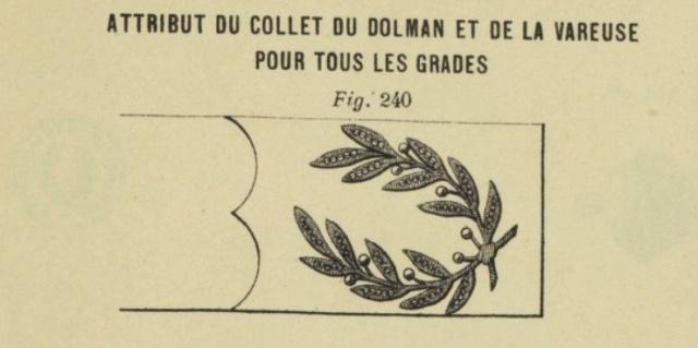 Le dolman dans l'armée française 1872-1914 Collet22