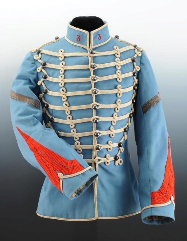 Le dolman dans l'armée française 1872-1914 Dolman16