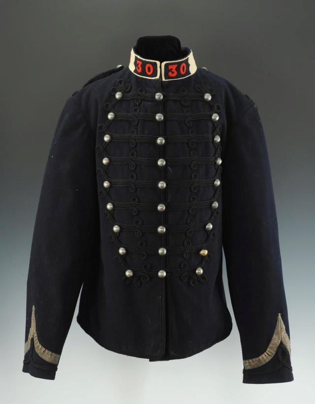 Le dolman dans l'armée française 1872-1914 Drg_md10