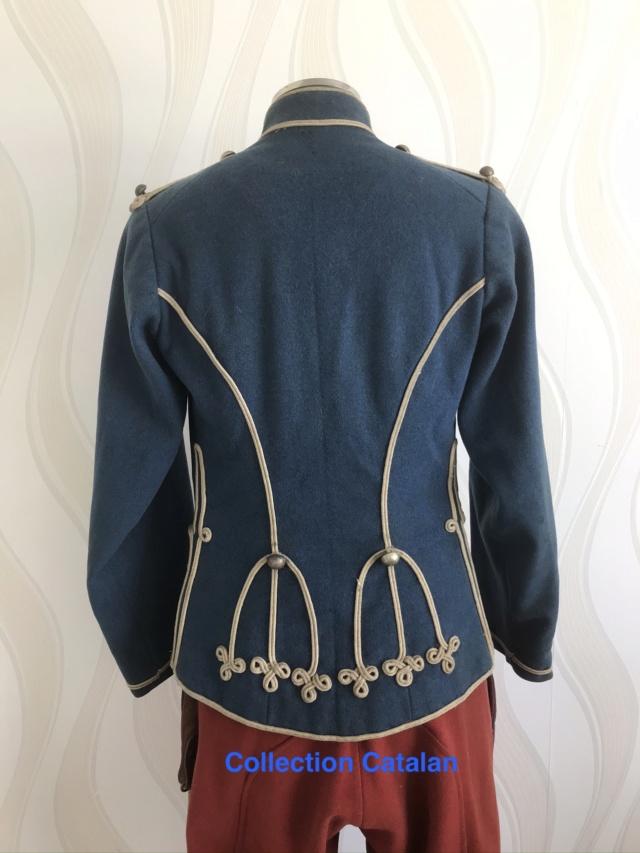 Le dolman dans l'armée française 1872-1914 E57b1210