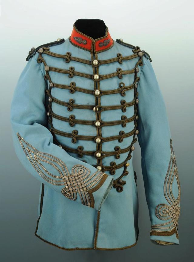 Le dolman dans l'armée française 1872-1914 Ensemb10