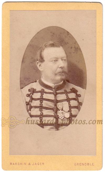 Le dolman dans l'armée française 1872-1914 France12