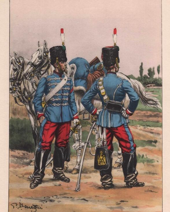 Le dolman dans l'armée française 1872-1914 Image_40