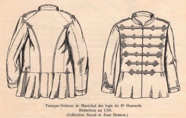 Le dolman dans l'armée française 1872-1914 Image_41