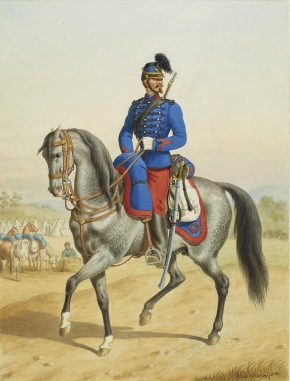 Le dolman dans l'armée française 1872-1914 Image_48
