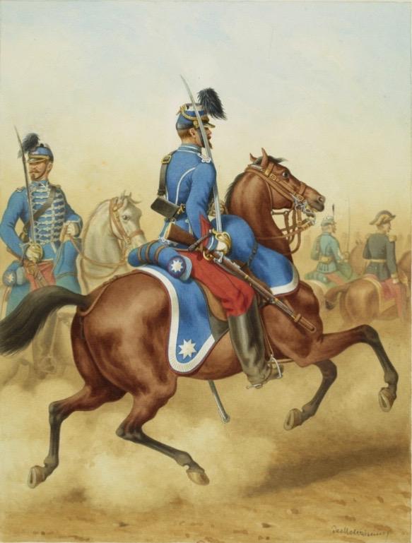 Le dolman dans l'armée française 1872-1914 Image_50