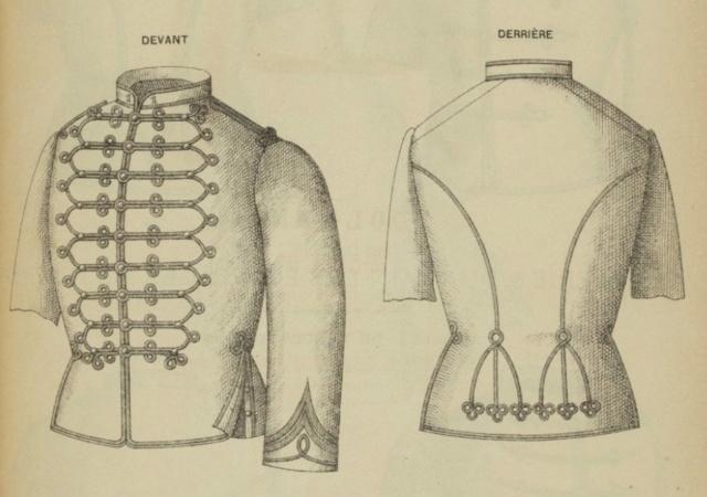Le dolman dans l'armée française 1872-1914 Image_52