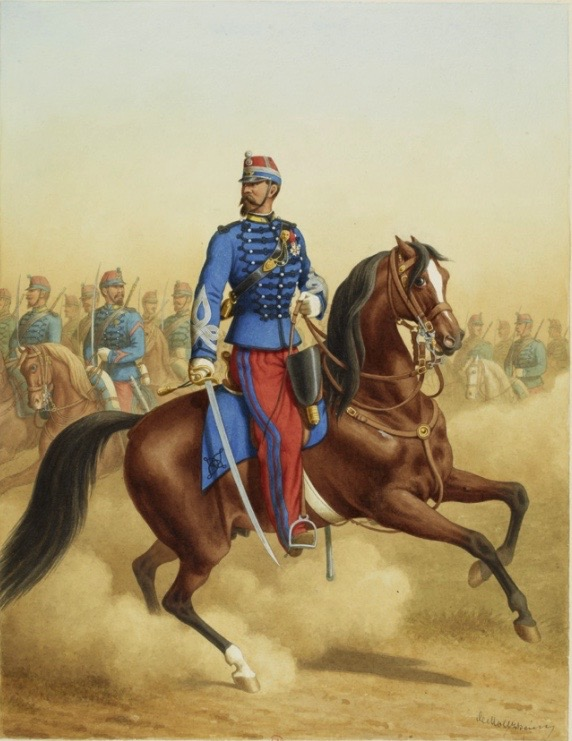 Le dolman dans l'armée française 1872-1914 Image_58