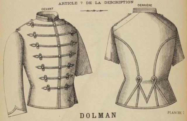 Le dolman dans l'armée française 1872-1914 Image_60