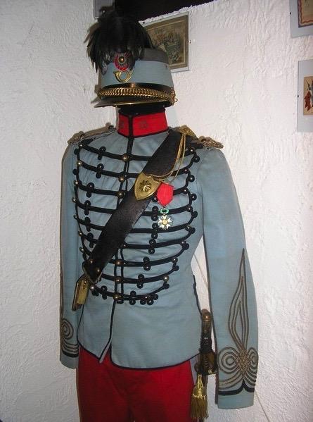 Le dolman dans l'armée française 1872-1914 Image_61
