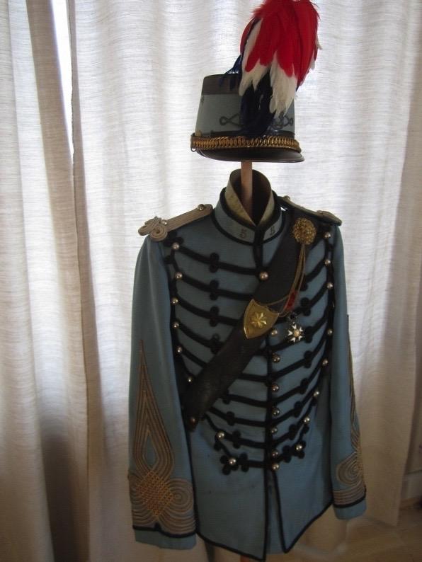 Le dolman dans l'armée française 1872-1914 Image_63