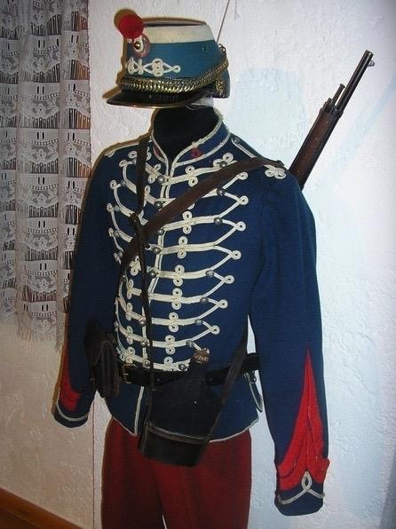 Le dolman dans l'armée française 1872-1914 Image_64