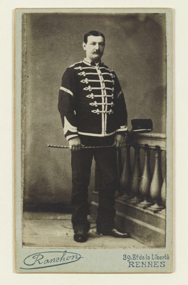 Le dolman dans l'armée française 1872-1914 M0212_10