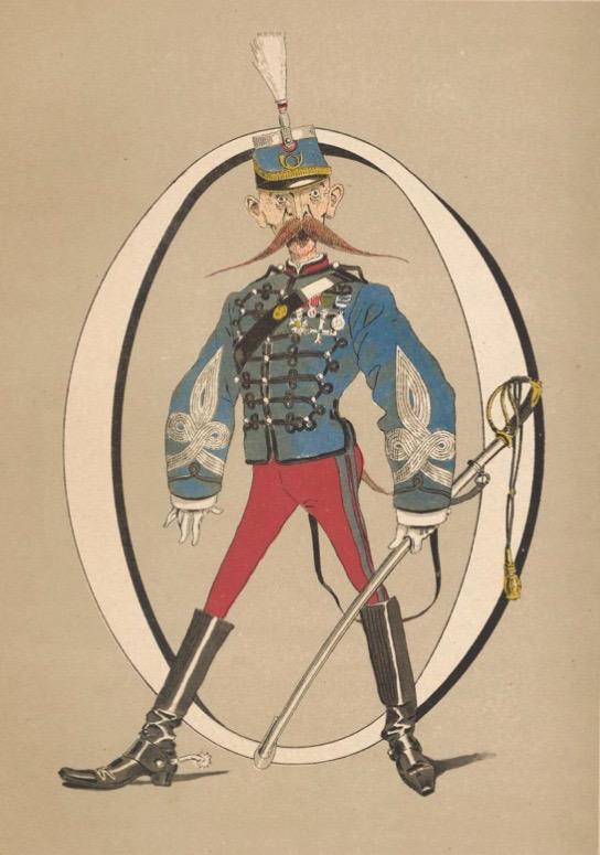 Le dolman dans l'armée française 1872-1914 Off_ch11