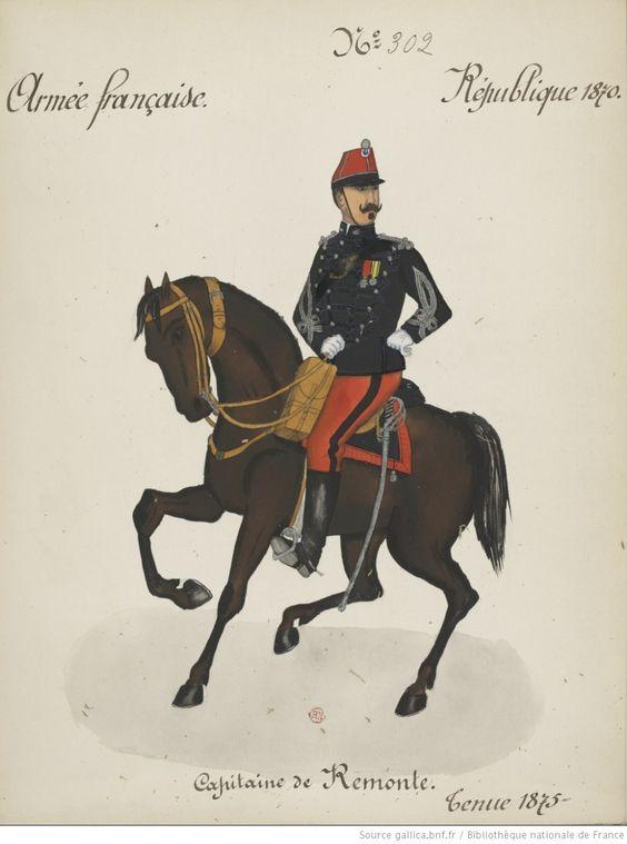 Le dolman dans l'armée française 1872-1914 Off_re11